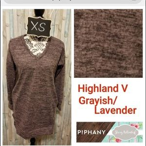 Piphany Highland-V Sweater